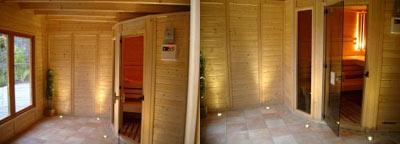 blockhaus tipps zum nachr sten einer sauna in ein bestehendes gartenhaus. Black Bedroom Furniture Sets. Home Design Ideas